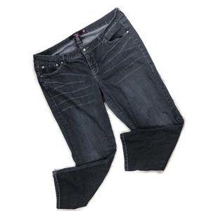torrid Jeans - Torrid denim skinny jeans novelty pocket size 18
